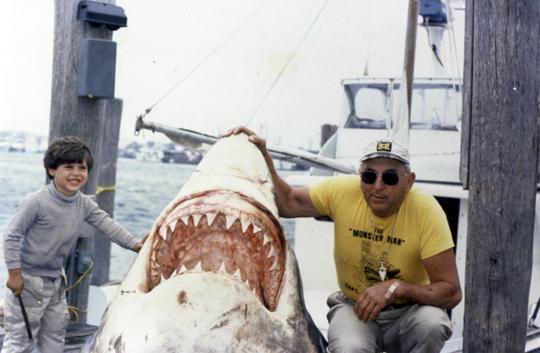 Shark Week August 9 2011 Joe Dimaggio