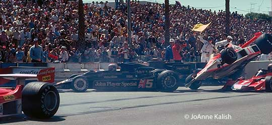 Long Beach Grand Prix Shunt 31 © J.Kalish