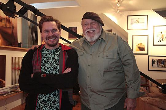 DiMaggio & Scott Melanson