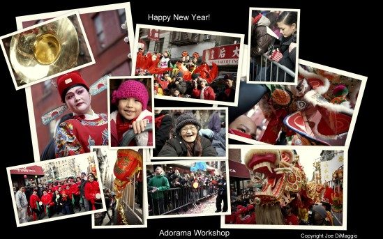 """Chinese New Year"", 2012, ©Joe DiMaggio"