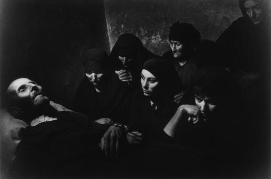 """""""The Wake"""", Eugene Smith, Published in the April 9, 1951, issue of Life"""