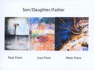 Son-Daughter-Father Show at the Forgee
