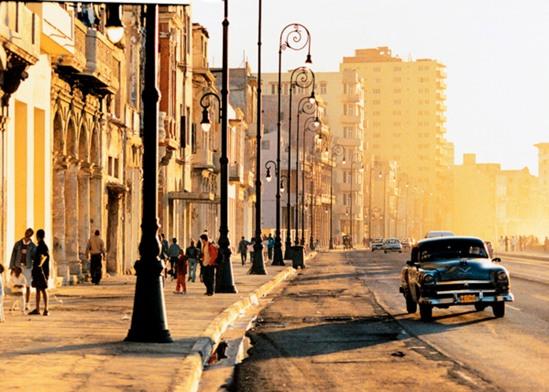 The-Malecon-Havana-Cuba R